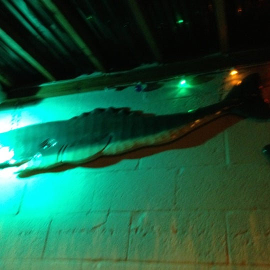 Photo taken at Piratz Tavern by Jacqueline M. on 8/18/2012