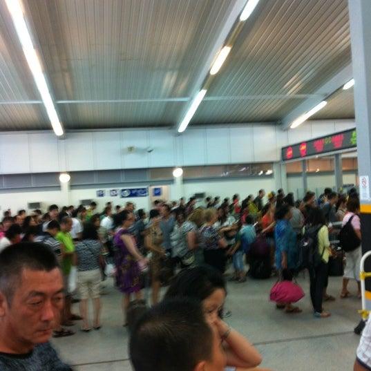 Photo taken at Taipa Ferry Terminal by Rynn R. on 7/16/2012