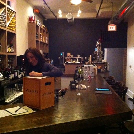 Photo taken at 1215 Wine Bar & Coffee Lab by Joe W. on 2/10/2012