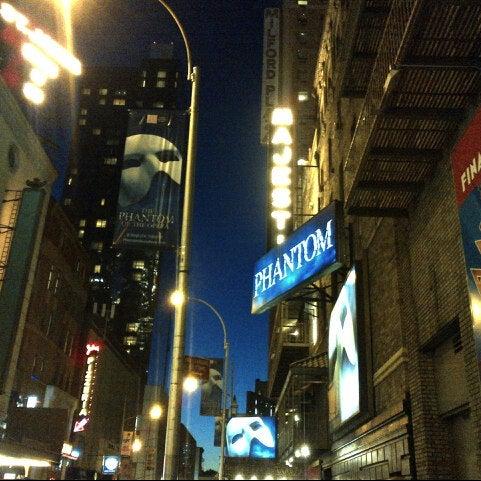 Foto tirada no(a) Majestic Theatre por corniolo . em 9/11/2012
