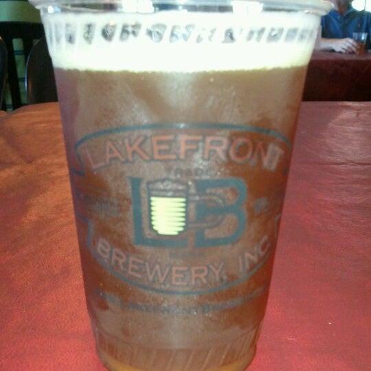 Photo prise au Lakefront Brewery par Nick R. le6/8/2012