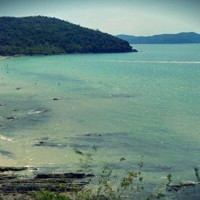 Photo taken at Sai Keaw Beach by Alexander B. on 3/5/2012