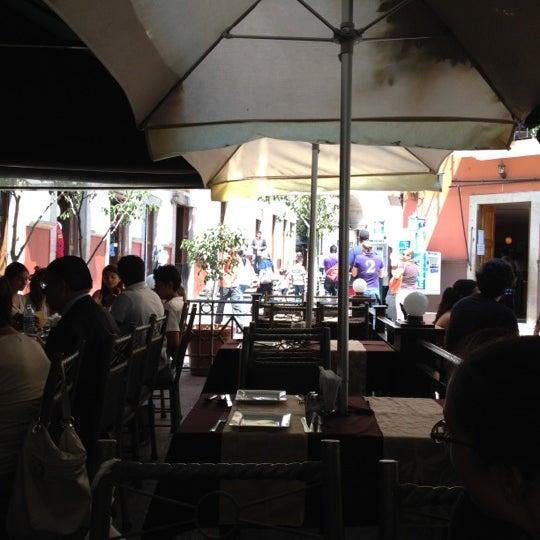 Foto tomada en Hotel Posada Santa Fe por Rogelio L. el 4/11/2012