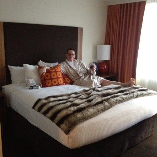 Photo taken at Hotel Modera by Rick S. on 2/12/2012