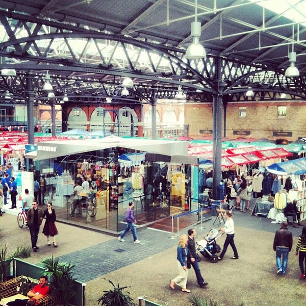 Cool Places In London For Lunch: Spitalfields And Banglatown