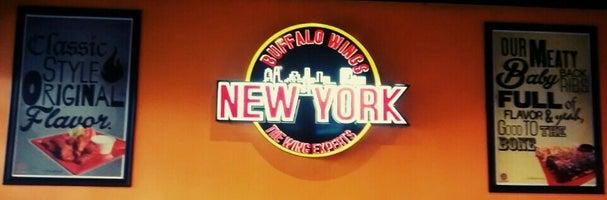 New York Buffalo Wings