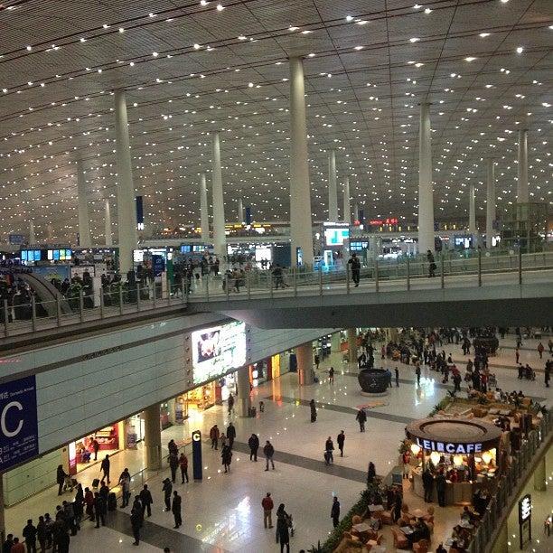 PEK Beijing Capital Intl Airport