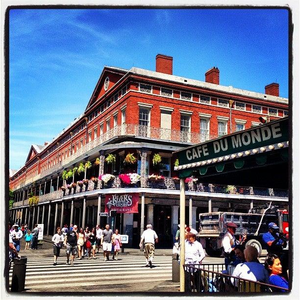Cafe Du Monde New Orleans Directions