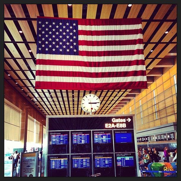 Boston General Edward Lawrence Logan Intl Airport