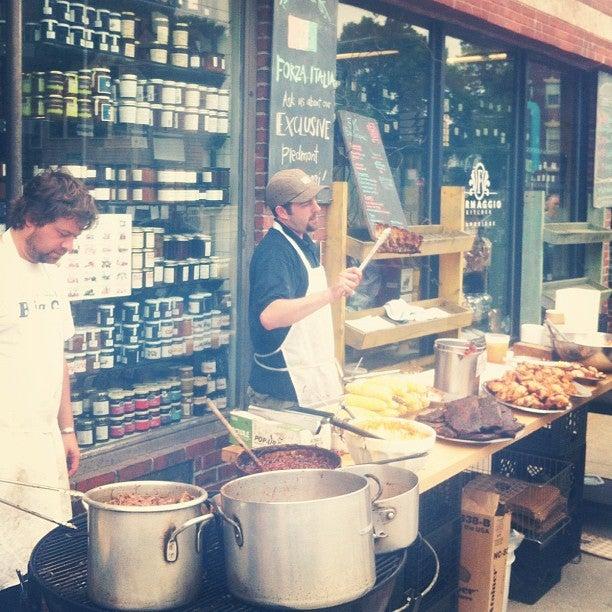 Formaggio Kitchen at 244 Huron Ave (Appleton St) Cambridge, MA ...