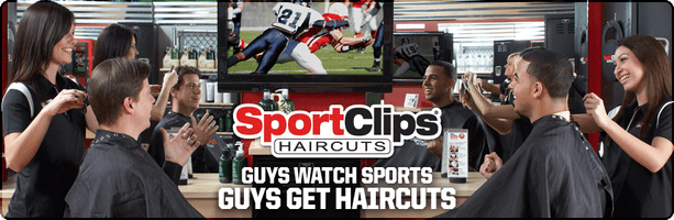 Sport Clips Haircuts of Newbury Park at The Conejo Gateway