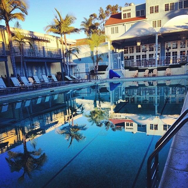 The Lafayette Hotel Swim Club Bungalows