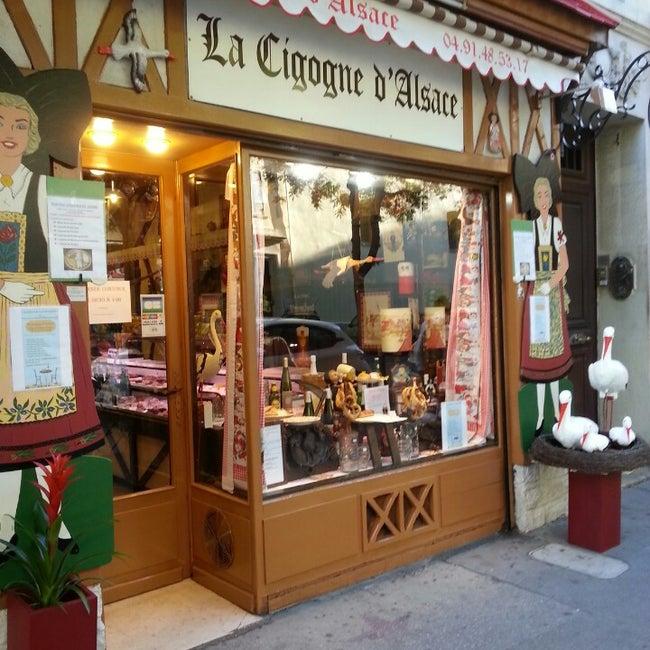 La Cigogne D'Alsace