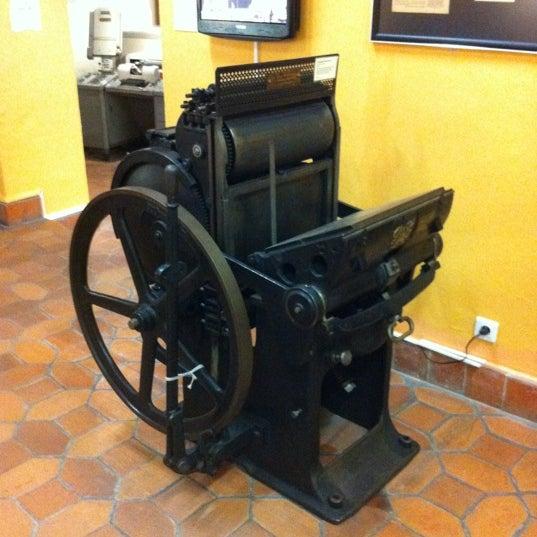 Musée de l'Imprimerie