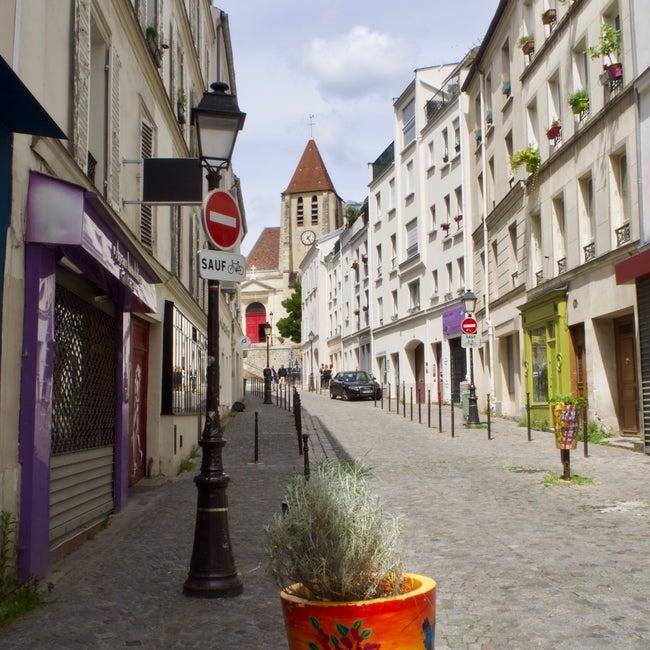 Rue Saint-Blaise