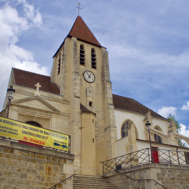 Église Saint-Germain-de-Charonne