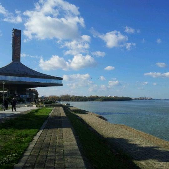 Obala majora Dragutina Gavrilovića | Dunavski kej