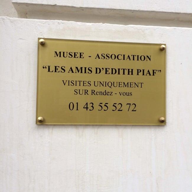 Musée Édith-Piaf