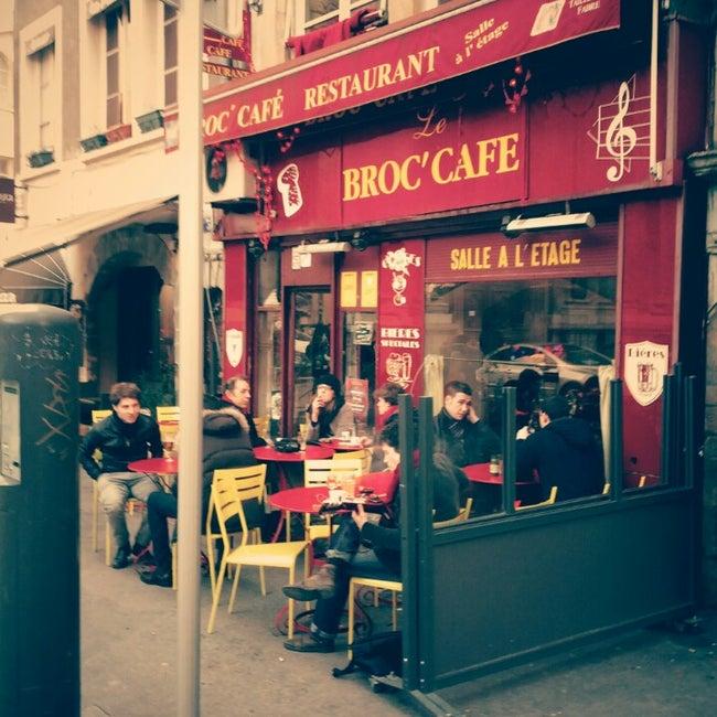 Le Broc' Café