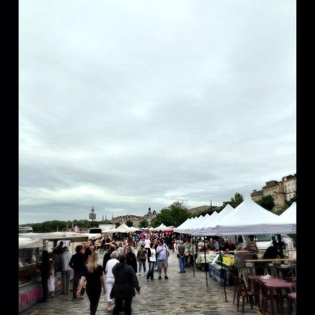 Marché des Chartrons