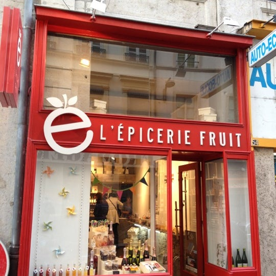 L'Epicerie Fruit