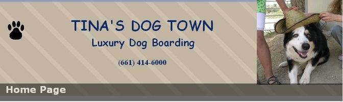 Dog Boarding in Santa Clarita - Tina's Dog Town