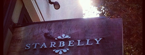 Starbelly is one of To Do, SF.