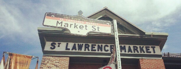 St. Lawrence Market (South Building) is one of Toronto.