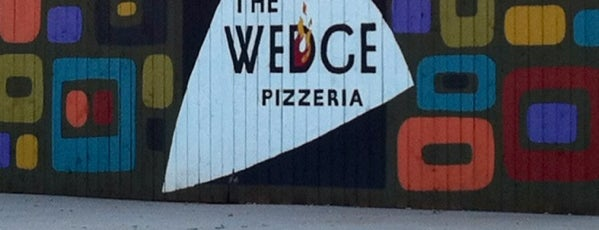 The Wedge Pizzeria is one of The 15 Best Hipster Places in Oklahoma City.