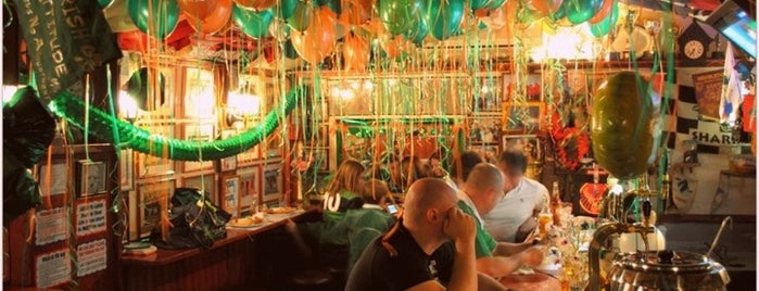 Silver's Irish Pub is one of Места для онлайн-трансляции.