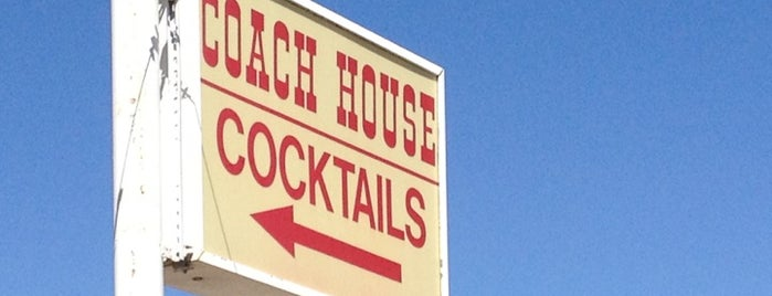 Coach House is one of Best Bars in the U.S..