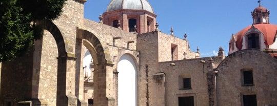 Ex Convento Del Carmen is one of Sitios históricos - Historical Sites.