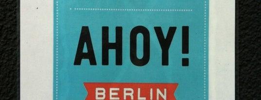 Ahoy! Berlin is one of Berlin, baby!.