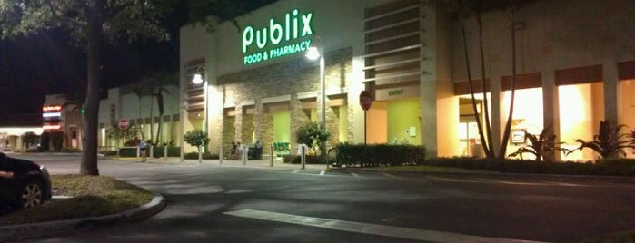 Publix is one of ERRANDS.