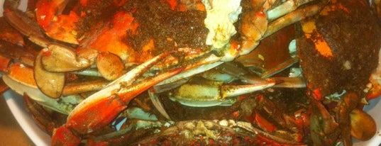 Cheshire Crab is one of Best of the Bay - Crab Houses of Maryland.