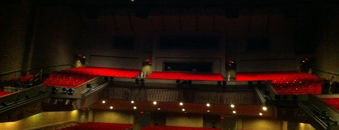 Warren Atherton Auditorium is one of Top picks for Performing Arts Venues.