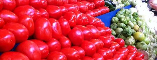 Mercado de Azcapotzalco is one of Azcapunk.