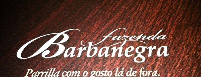 Restaurante Fazenda Barbanegra is one of Desejos gastronômicos.