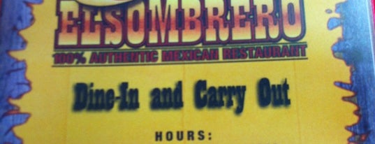 El Sombrero is one of cool to know.
