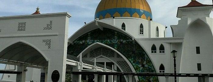 Masjid Selat Melaka is one of Baitullah : Masjid & Surau.