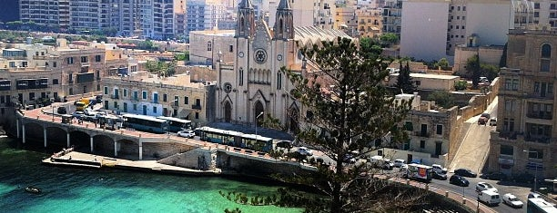 Balluta Bay is one of Part 3 - Attractions in Europe.