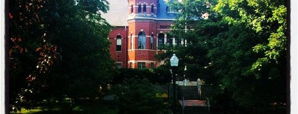 University of North Carolina at Greensboro is one of North Carolina.