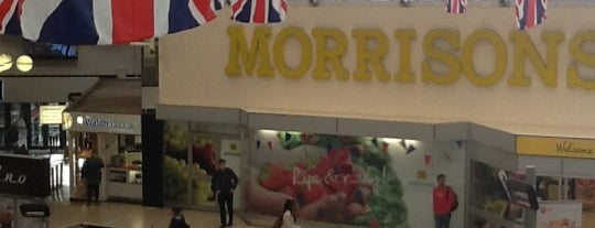 Morrisons is one of All-time favorites in United Kingdom.