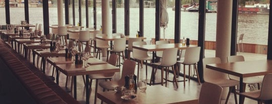 Café Restaurant Riva is one of Oh, Amsterdam.