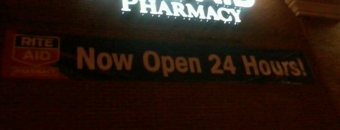 Rite Aid is one of My favorite places :).
