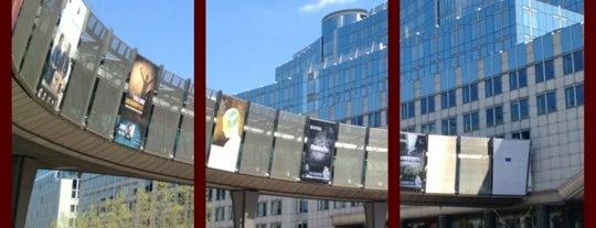 Parlamentarium is one of Bruselas.