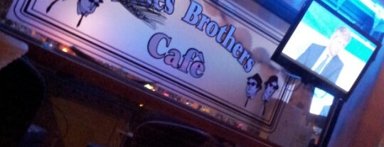 Blues Brothers Cafè is one of Simply the best.