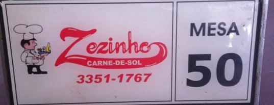 Zezinho Carne de Sol is one of Restaurante.