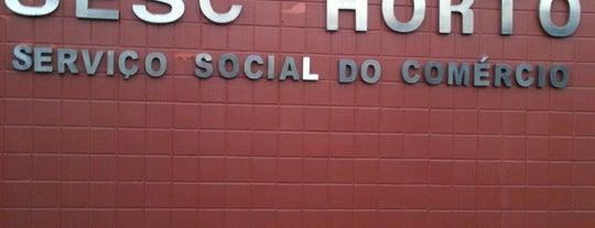 Sesc Horto is one of Top 10 favorites in Campo Grande, Brasil.