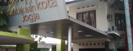 Perpustakaan Kota Yogyakarta is one of Yogjakarta, Never Ending Asia #4sqCities.